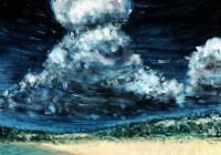 "The Cloud (18""x14"")"