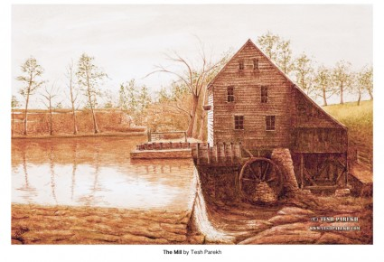 The Mill by Tesh Parekh